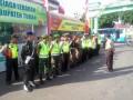 """Koramil Kota Pengamanan""""Rest Area"""" PemudikLebaran  diPosPantai Boom Tuban"""