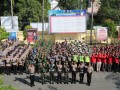 Kapolres Bojonegoro Berikan Reward TNI-Polri Berprestasi