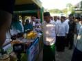 Danramil 0811/02 Palang Ikuti Safari Ramadhan Dan Tilik Desa di Kebun Blimbing Tasikmadu