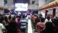 TNI – Polri Di Mojokerto Lakukan Pengamanan Gereja