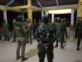 3 Pilar Desa Tanjung Wadung Latih Linmas Hadapi Pilkada 2018