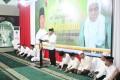Silaturahmi Pangdam V Brawijaya dalam Safari Ramadhan di Ponpes Darul Mustaghitsin Lamongan