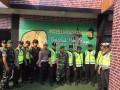 Kesiapan Anggota TNI-Polri di Kab lamongan sudah terlihat di pos pos Pengamanan Lebaran 2018