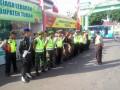 TNI Bantu Kelancaran Arus Balik Lebaran