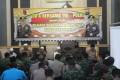 TNI-Polri Doa Bersama Jelang Pengamanan Pilkada Serentak 2018 Di Polres Lamongan