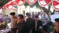 Tuban- Dandim Bersama Forpimda Tuban Sidak Pelaksanaan Pemungutan Suara Di TPS