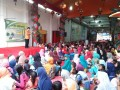 Pasi Intel Kodim 0811 Tuban Buka Bersama Anak yatim Dan Dhuafa Di Klenteng Kwan Sing Bio