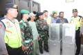 Patroli Gabungan TNI Polri Dalam Rangka Pengamanan Pilkada Serentak Di Kab Lamongan