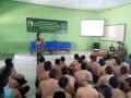 TMMD, Ajenrem 082 Sosialisasikan Penerimaan Prajurit TNI