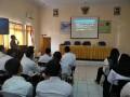 Koramil 0814/01 Jombang Bekali Wasbang Pelajar BLK