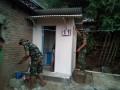 14 Unit Jamban Sehat Tuntas Di Hari Ketigabelas TMMD Ke-102 Mojokerto