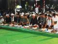 Dandim Bojonegoro Hadiri Tabligh Akbar Dalam Rangka HUT  Kemerdekaan RI Ke-73