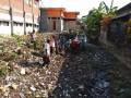 Ciptakan Kebersihan Lingkungan dalam Program Karya Bakti dalam Normalisasi Saluran Sungai
