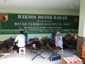 HUT Korem 082/CPYJ Ke-70, Ratusan Pendonor Darah Berpartisipasi Di Kediri