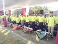 """Dandim 0812/Lamongan Hadiri Upacara Pembukaan Pertandingan Sepak Bola """"Gala Siswa Indonesia"""" (GSI) Tingkat SMP"""