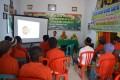 TMMD, Distan Kabupaten Mojokerto Sosialisasikan Budi Daya Kambing