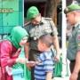 Keluarga Besar Kodim 0814/Jombang Halal Bihalal