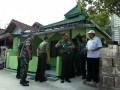 Danrem 082/CPYJ Cek Kesiapan Kegiatan Baksos HUT Korem 082/CPYJ ke -70 di Tuban