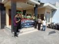 Program Imunisasi Ori Difteri Bersama Babinsa Koramil 0809-Ngancar