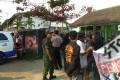 Koramil dan Polsek Pare Pengamanan Aksi Damai Komunitas Gaspol Yang Berujung Mediasi