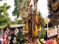Pawai Mobil Hias Ramaikan Parade Budaya Di Kediri