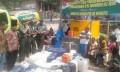 Dandim 0815 Mojokerto Kirim Bantuan Air Bersih Bagi Warga Kandangan Kunjorowesi