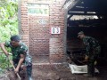 Tingkatkan Kualitas Kesehatan, Satgas TMMD Bangun 18 Unit Jamban Keluarga Di Desa Jembul
