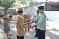 Hari Raya Idul Adha, Kodim 0815 Mojokerto Bagikan Daging Qurban
