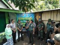 Danrem 082/CPYJ Serahkan Hasil Bedah Rumah Mbok Wati