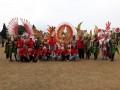 Trawas Trashion Carnival (TTC)  Semarakan Peringatan HUT Ke-73 Kemerdekaan RI