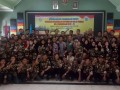 Dandim 0812 lamongan beri wawasan kebangsanan dan pembekalan pancasila kepadaPutra Putri Purnawirawan TNI/Polri Indonesia (FKPPI)