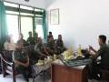 Dandim Bojonegoro Kunjungi Koramil 0813-11/Padangan