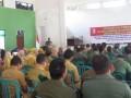Sosialisasi Program Keluarga Berencana Dan Kesehatan (KB – KES) Kodim 0814 Jombang