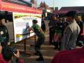 Dandim 0815 Hadiri Prasetya Dan Ikrar Jawara Bersatu Di Mapolres Mojokerto Kota