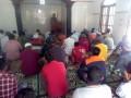 Satgas TMMD Tunaikan Sholat Jum'at Di Masjid Al-Ikhlas Desa Jembul