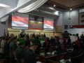 Pabungdim 0815 Hadiri Rapat Paripurna Istimewa DPRD Kabupaten Mojokerto