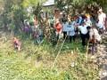 """Karya Bhakti TNI bersama Masyarakat dalam Deklarasi Gerakan Melawan Lupa"""" dengan sasaran pembersihan sungai dan lingkungan sekitar"""