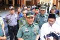 Kasdam V/Brawijaya Cek Rute Kesiapan Ziarah Peringati Hari TNI Ke 73