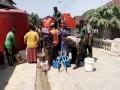 Atasi Kekeringan Kodim 0815 Mojokerto Gandeng BPBD Kirim Bantuan Air Bersih