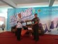 PJS Danramil 0814/01 Kota Berikan Wasbang Peserta PKKMB  STKIP PGRI Jombang