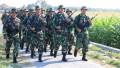 Semangat Minggu Militer Kodim 0814 Jombang
