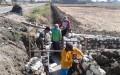 Upaya Khusus Babinsa Sugio Dalam Membantu, Sekaligus Melakukan Pengawasan Dalam Pembangunan Saluran Irigasi