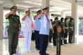 Gladi Bersih Kunjungan Panglima TNI Ke Tebu Ireng