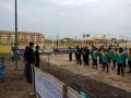 Muspika Kecamatan Kota Kediri Membuka Turnamen Bola Voli PKK Cup