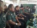Dandim Kediri Pimpin Perpindahan Jabatan 8 Perwira Jajaran Kodim Kediri