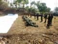 Ratusan Prajurit Kodim 0812 Lamongan Asah kemampuan dalam Latihan menembak