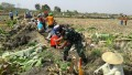 TNI di Wilayah Lamongan Intensif Bantu Petani dalam memperlancar normalisasi saluran air
