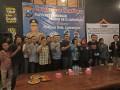 Sorot Berita Hoax, TNI Polri di Kab Lamongan Ajak cangkrukan Wartawan Media