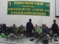 Sinergi Kodim Kediri Bersama PMI Kediri Dalam Donor Darah HUT TNI