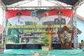 Danrem 082/CPYJ Resmikan Pembukaan TMMD Imbangan di Wilayah Kodim 0812 Lamongan